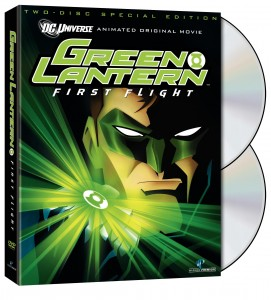 Green Lantern: First Flight - In Stores July 28, 2009