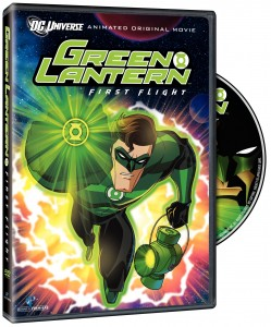 Green Lantern: First Flight - Single Disc Edition