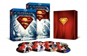 Superman - The Motion Picture Anthology