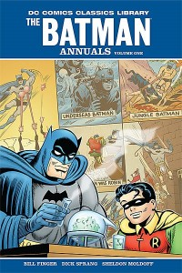 The Batman Annuals Volume 1