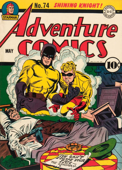 Adventure Comics #74