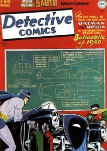 Detective Comics #156 (February 1950)