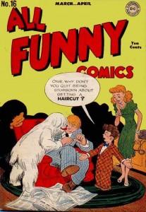 All Funny Comics #16 (1947)