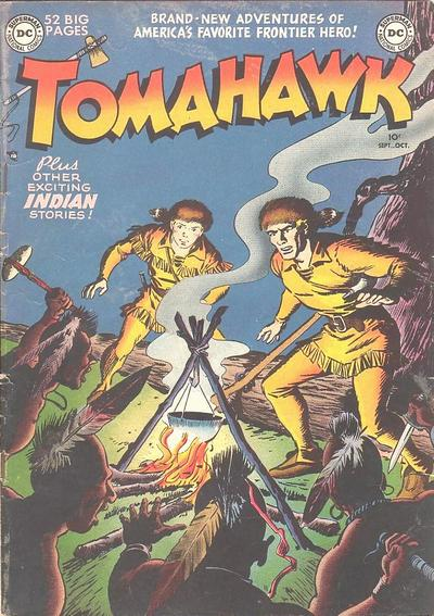 Tomahawk #1