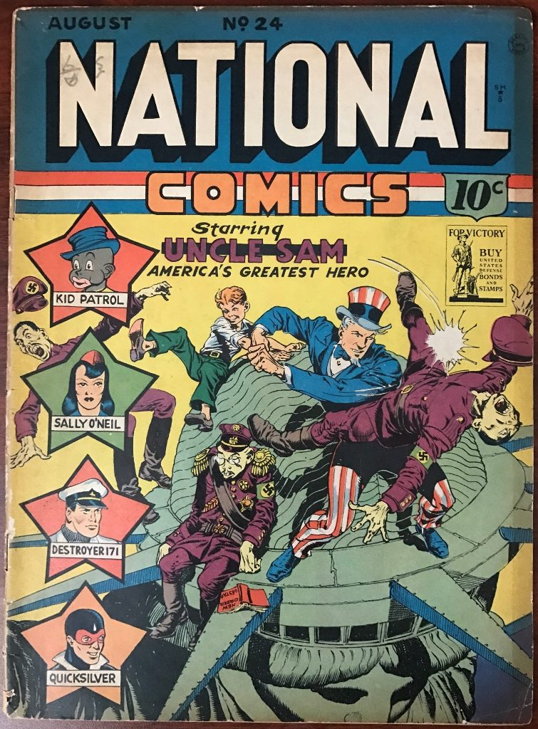 National Comics #24