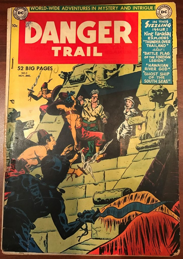 Danger Trail #3 (1950)
