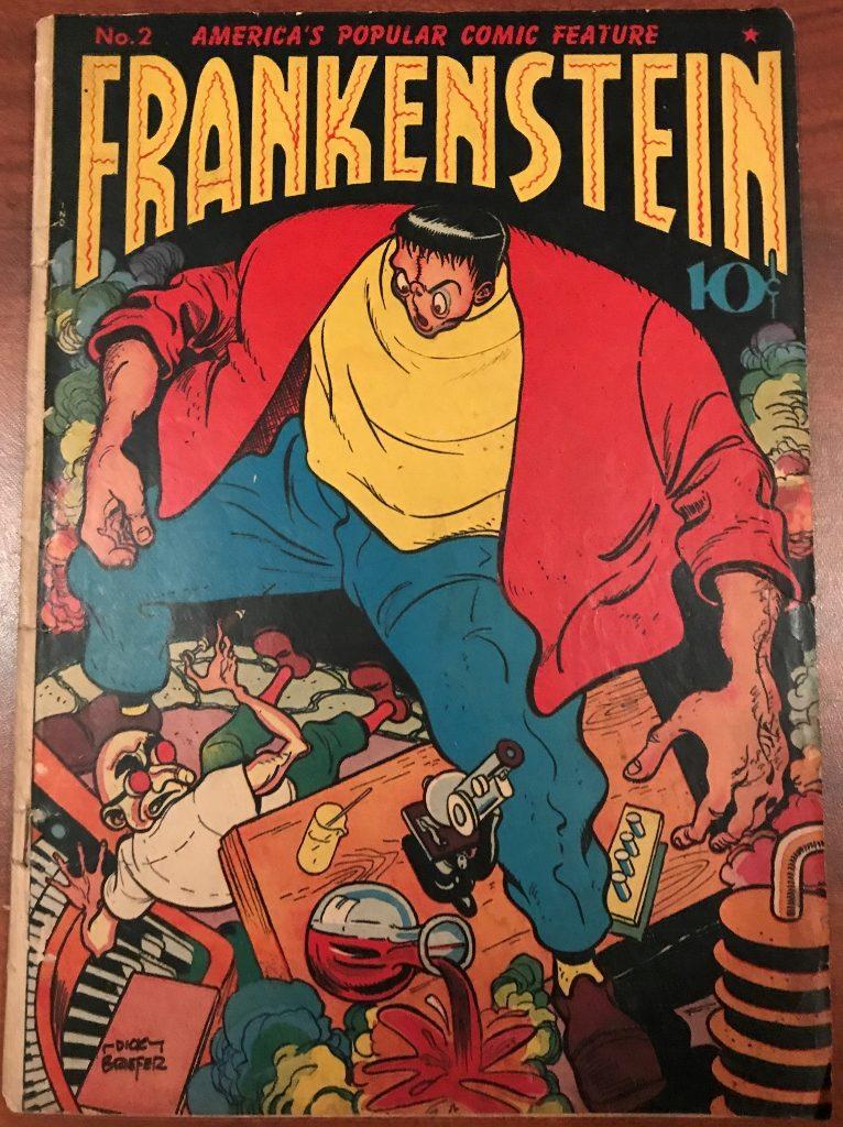 Frankenstein #2 (1945)