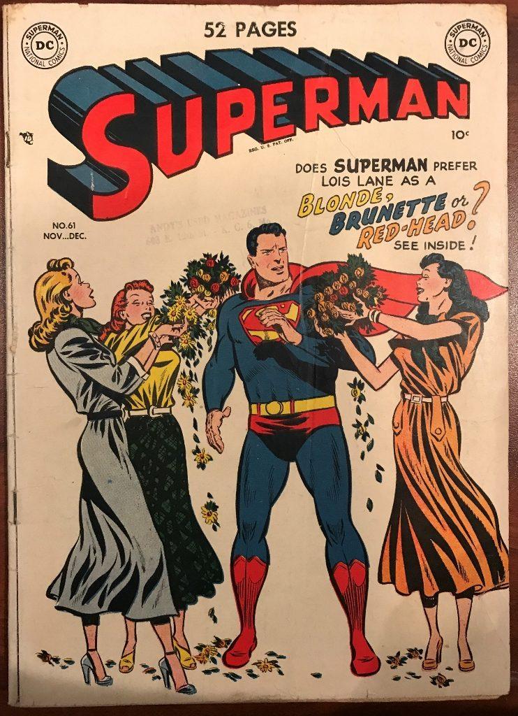 Superman #61 (1949)