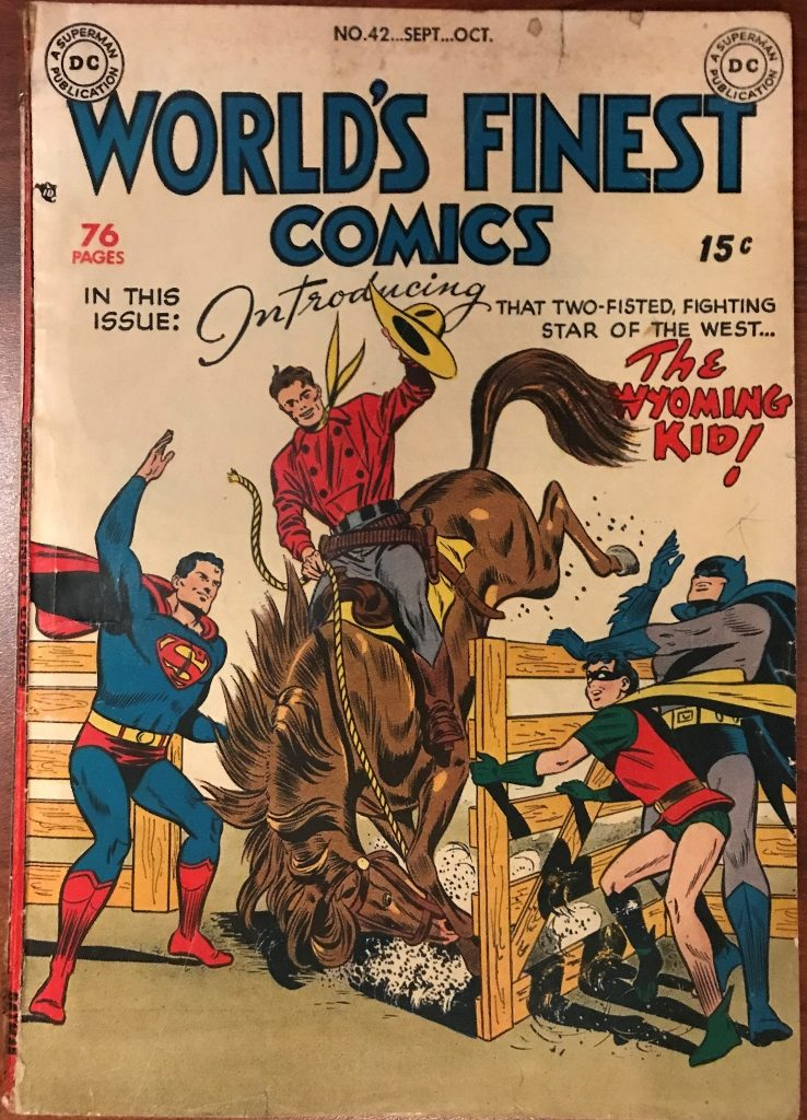 World's Finest Comics #42 (1949)