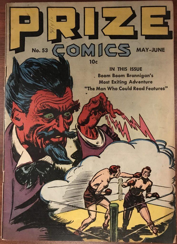 Prize Comics #53 (1945)