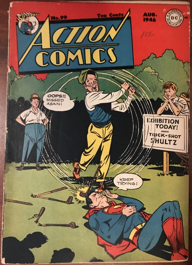 Action Comics #99 (1946)