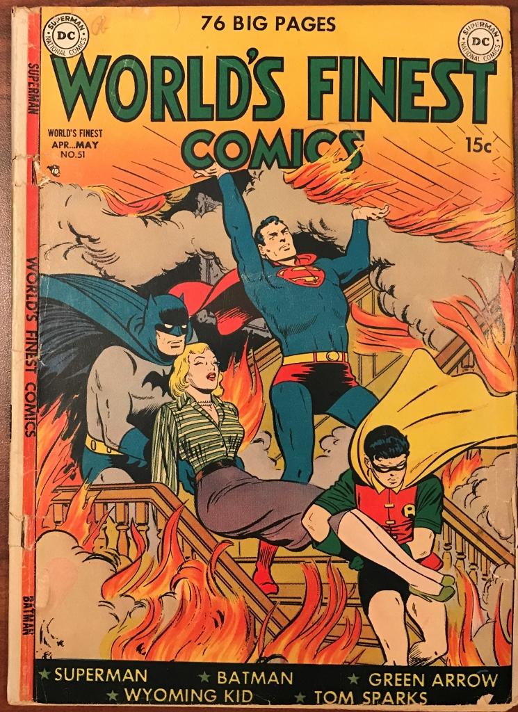 GAC Featured Golden Age Cover – Batman #43