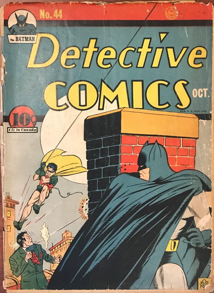 Detective Comics #44 (October 1940)