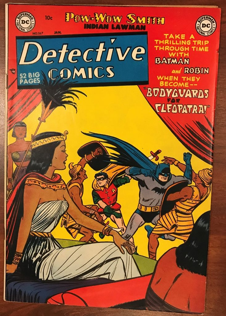 Detective Comics #167 (January 1951)