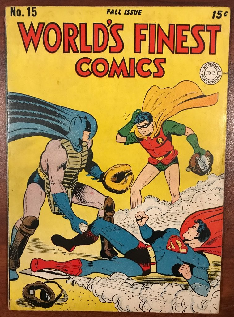 World's Finest Comics #15 (1944)