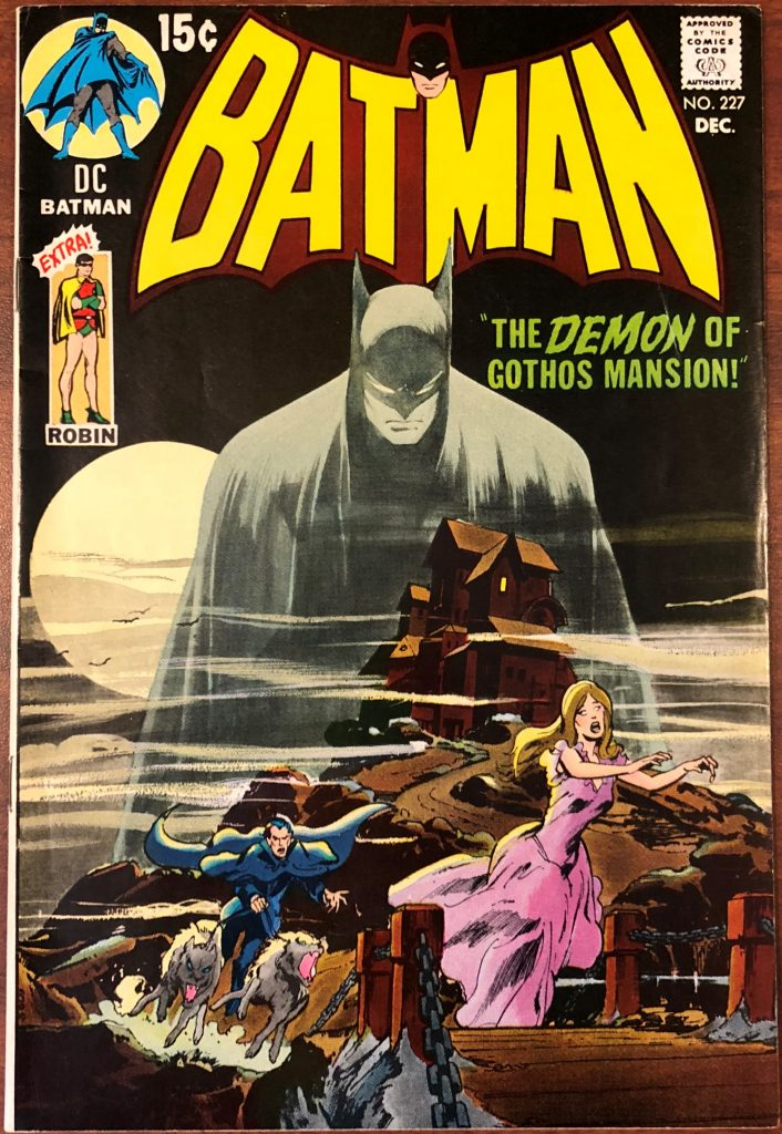 Batman #227 (Dec. 1970)