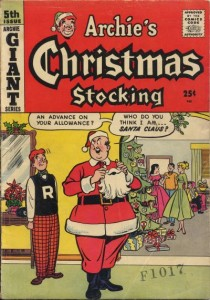 Archie's Giant Series Magazine #5 (Archie's Christmas Stocking)