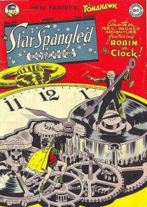 Star Spangled Comics #74 (November 1947)