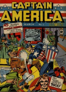 Captain America #1 (March 1941)