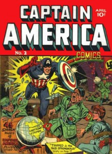 Captain America #2 (April 1941)