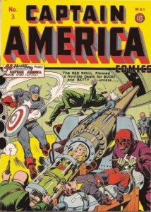 Captain America #3 (May 1941)