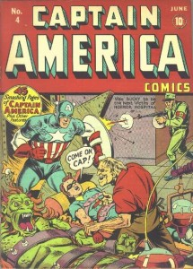 Captain America #4 (June 1941)