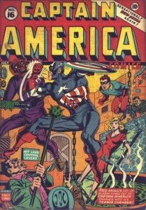 Captain America #16 (July 1942)
