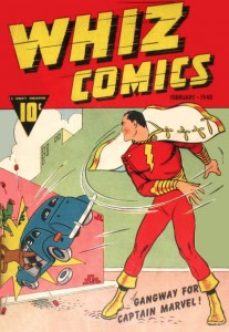Whiz Comics #2 (1940) - First Appearance of Captain Marvel