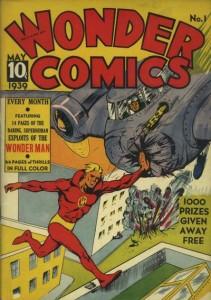 Wonder Comics #1 (1939)