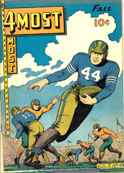 4-Most Comics Vol. 5, No. 4 (#20) - Fall 1946