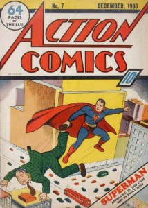 Action Comics #7 (1938)
