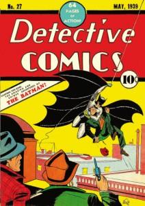 Detective Comics #27 (May 1939)