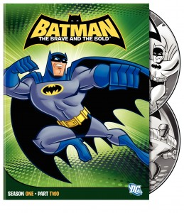 Batman: The Brave and the Bold - Season One - Part Two