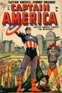 Captain America #76 (May 1954)