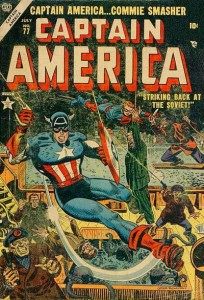 Captain America #77 (July 1954)
