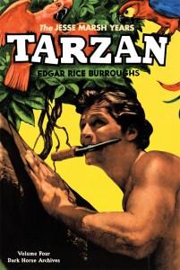 Jesse Marsh Years - Tarzan - Volume 4
