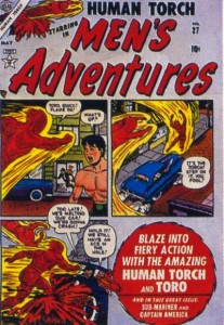 Men's Adventures #27 (May 1954)