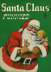 Santa Claus Funnies (Dell Four Color #128, 1946)