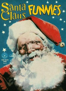 Santa Claus Funnies (Dell Four Color #91, 1945)