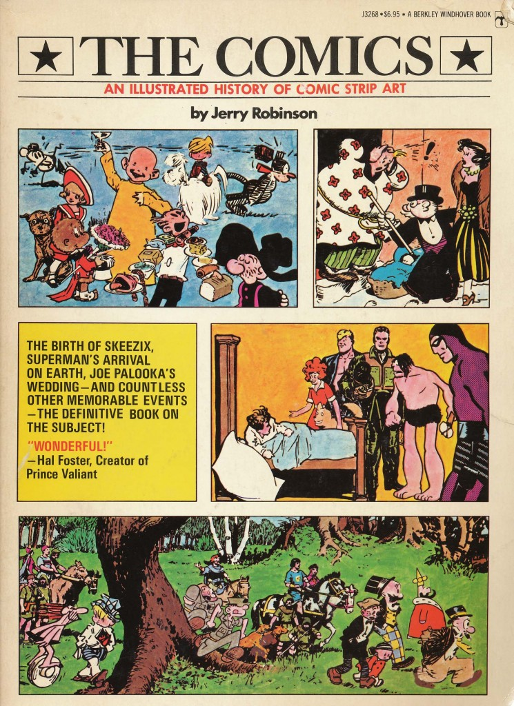 The Comics: An Illustrated History of Comic Strip Art (1974)