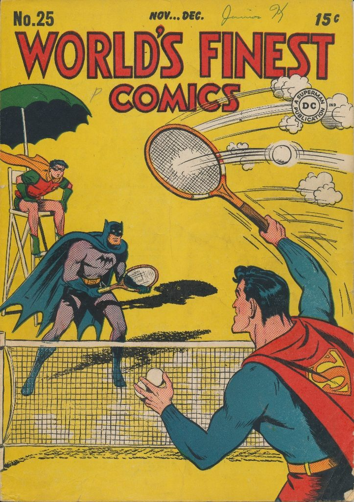 World's Finest Comics #25 (Nov.-Dec. 1946)