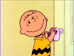 "From ""You're In Love, Charlie Brown"""