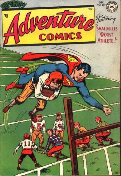 Adventure Comics #207 (December 1954)
