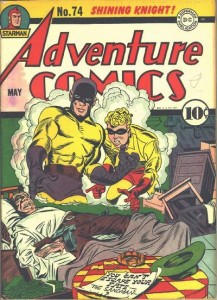 Adventure Comics 74