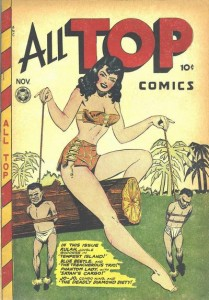 All Top Comics #8
