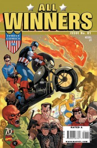 All Winners 70th Anniversary Edition #1