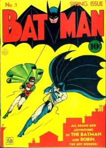 Batman #1 (Spring 1940)