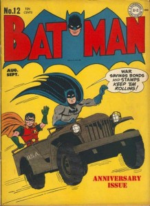 Batman 12 (August-September 1942)