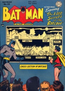 Batman #48 (August-September 1948)