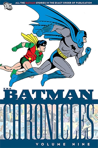 The Batman Chronicles Volume 9